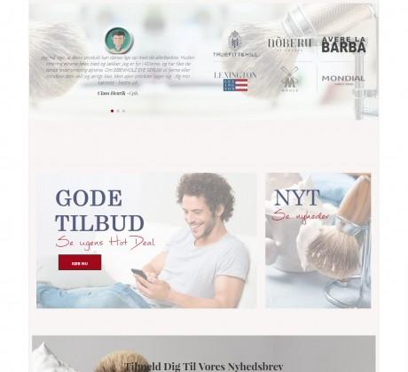 Prestashop 1.7 til Gentlemens-bazaar.dk